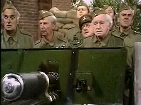 Dad's Army - Big Guns - NL Ondertiteld - .. always somebody ready to interfere...