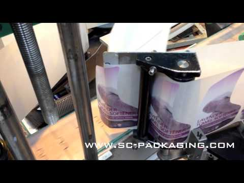 Labelling With Static Problem Plastic Self Adhesive Labels