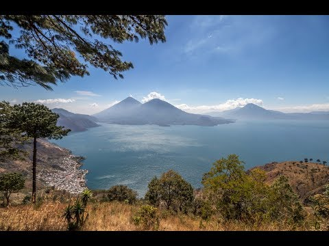 THE MAJESTIC LAKE ATITLÁN - Guatemala Series | Episode 6