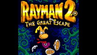 Game Boy Color Longplay [085] Rayman 2: The Great Escape