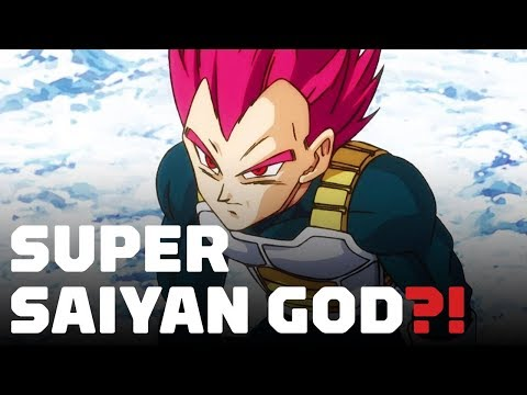 Dragon Ball Super: Broly Trailer 3 Discussion - Super Saiyan God Vegeta?!