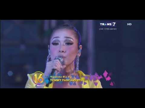 Bunga Cita Lestari Aku Wanita Live PErformance HUT Transmedia 2017