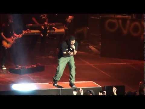 Drake - I'm Goin In (Live) (HD) University of Illinois Urbana, Champaign
