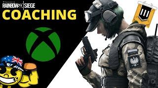This XBOX Match Is Hillarious! (COACHING) - R6 Analysis