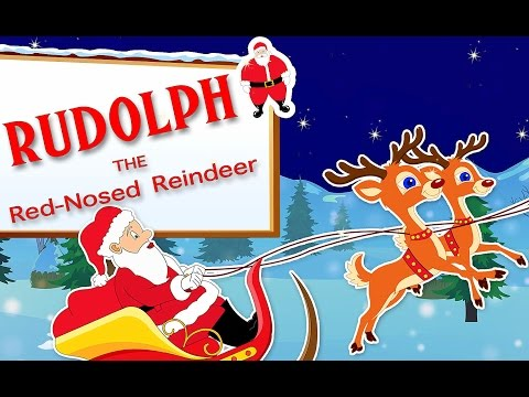 rudolph-the-red-nosed-reindeer- -popular-christmas-carols-with-lyrics-for-kids