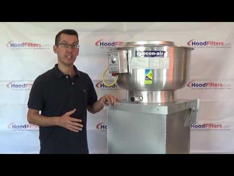 How To Choose The Right Commercial Kitchen Exhaust Fan?
