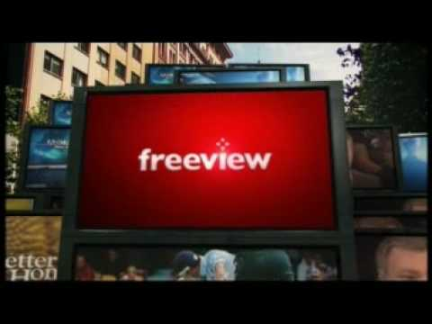 Promo for the Australian Freeview Brand