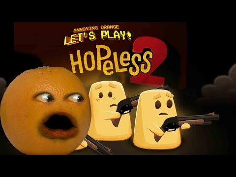 Annoying Orange Plays - HOPELESS 2: Big Bird Turds!