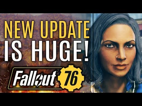 Fallout 76's New Update Is HUGE!  New Changes to Weapons, Perks and More! thumbnail