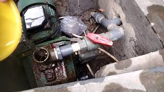Cara Mancing Air Di Mesin Pompa Air /jetpump