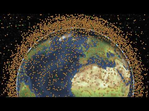 Do Satellites Ever Crash into Each Other?  | International Satellite Services