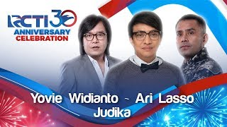 Download lagu RCTI 30 : ANNIVERSARY CELEBRATION – Yovie ft Ari Lasso & Judika
