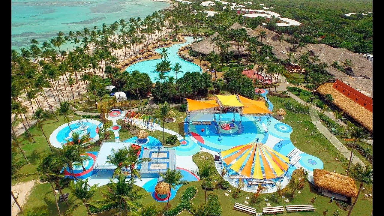 Dominican Republic Resorts >> All Inclusive Family Resort In Punta Cana Dominican Republic