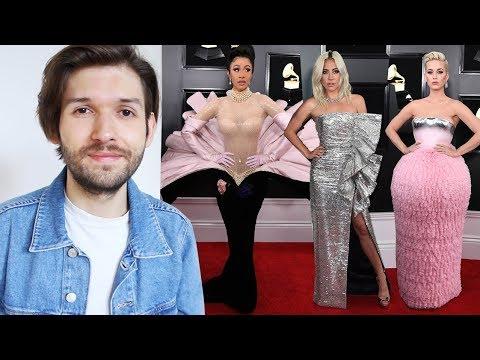 2019 Grammys Fashion Review | Michael Buchinger