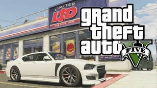 GTA V - COMPLETE LIST of ALL 19 Convenience Store Locations to Rob in Grand Theft Auto V (GTA 5)