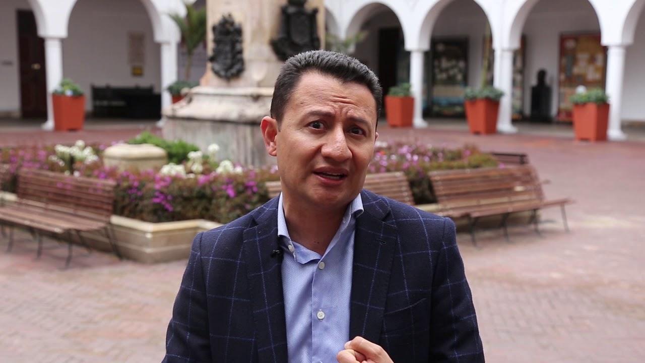 Oscar Espinel en  FUTURA 2019