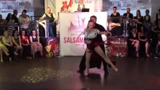 Salsamayovka 2017 - Павел Клименко и Виктория Бугаева - Take me to church