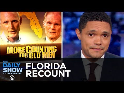 Florida's Midterm Election Drama | The Daily Show Mp3