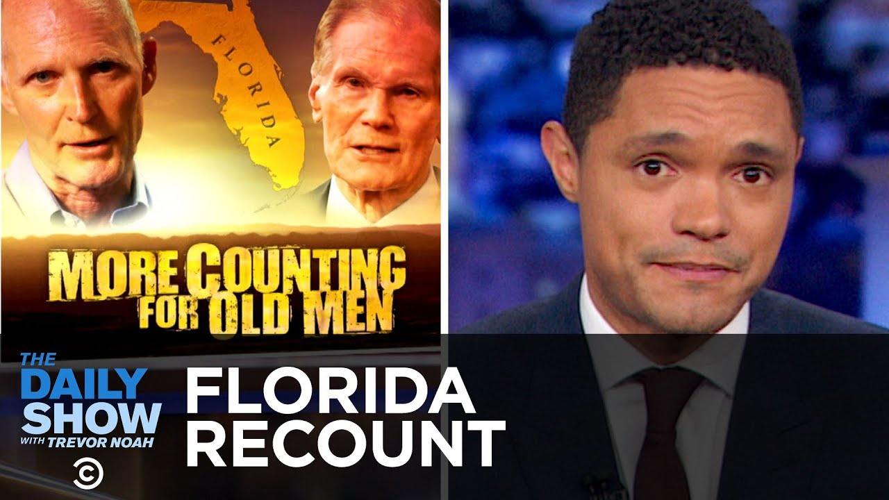 florida-s-midterm-election-drama-the-daily-show