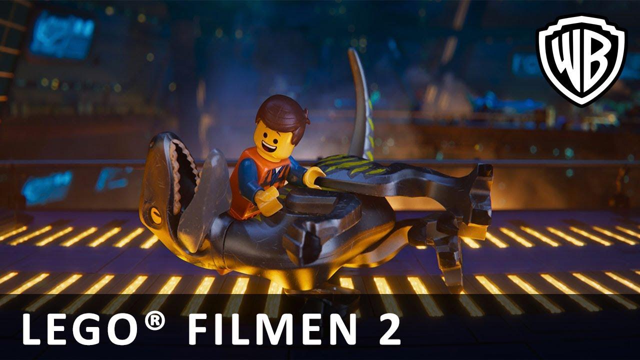Lego Filmen 2 I Biograferne 7 Februar Youtube