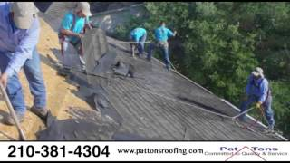 Pat Tons Roofing Repairs | Asbestos Removal, New Roofs & Consulting Services in San Antonio, TX