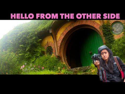 Alyssa Goes Abroad: NEW ZEALAND! Week 1