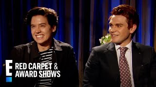 """Riverdale"" Cast Were Fans of ""The Suite Life of Zack & Cody"" 