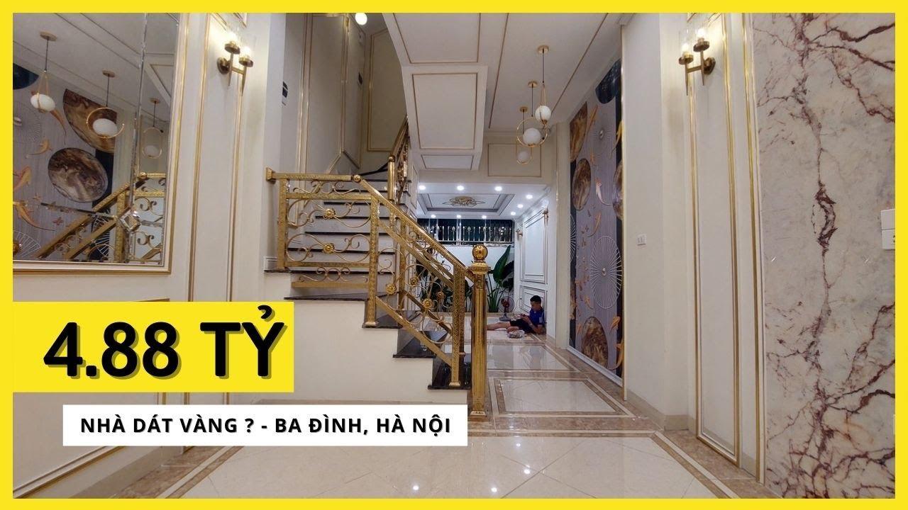 image Bán nhà Hà Nội, Cung điện nhỏ phố Kim Mã, Ba Đình | 4.88 Tỷ | Phan Nhà Phố