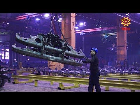 На предприятия концерна «Тракторные заводы» в этом году планируют принять 2500 работников