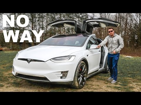 5 CRAZY FEATURES OF THE TESLA MODEL X!!!