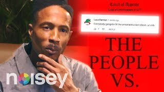 D Double E Responds to Your Comments on the IKEA Christmas Advert | The People vs. D Double E