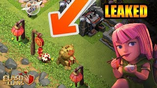 NEW Lunar New Year Update Leaks!! + More Clash of Clans News
