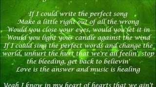 Music is Healing - Florida Georgia Line Lyrics