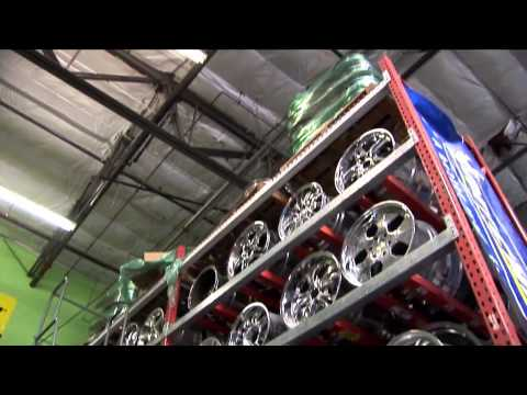 Sin City Wheels & Tires | Las Vegas, Nevada | Customized Wheels | Tire Sales