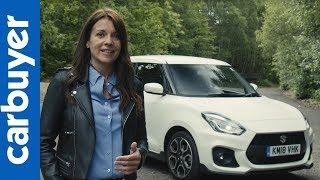 Suzuki Swift Sport 2019 in-depth review - Carbuyer