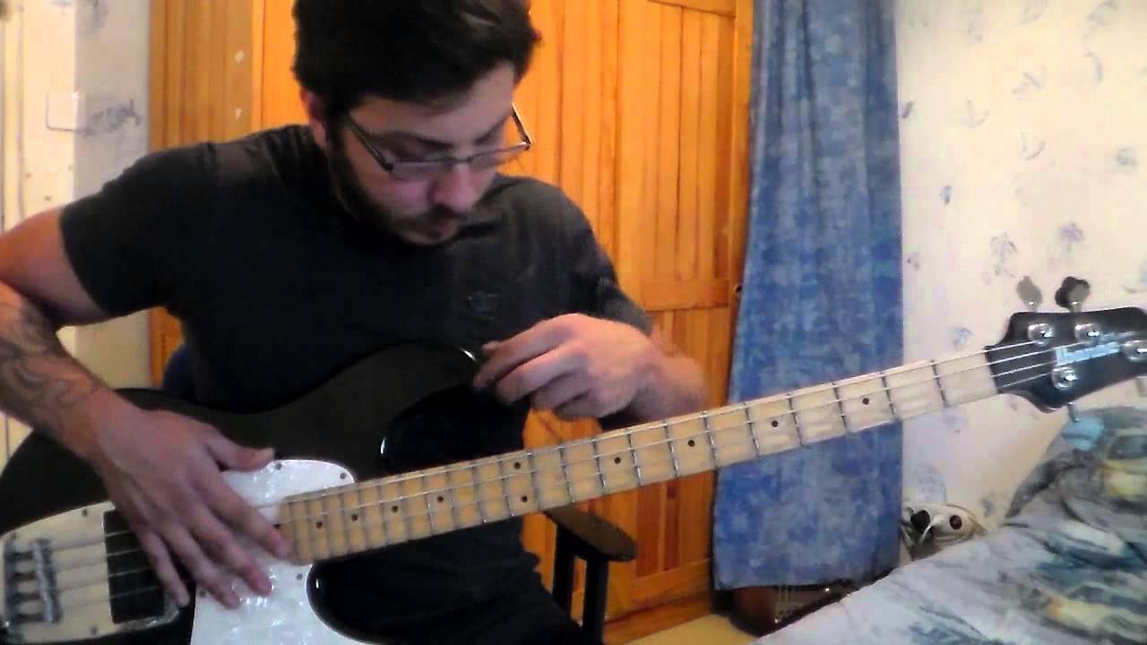The Who {Bass Cover} - The Real Me