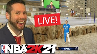 NBA 2K21 Next Gen Mayor LIVE STREAM!