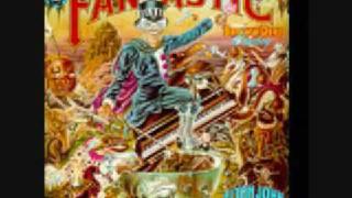 Elton John - Tell Me When the Whistle Blows (Captain Fantastic 4 of 13)