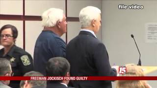 Jury Finds Freeman Jockisch Guilty
