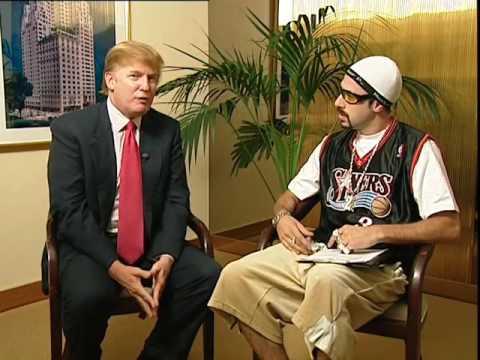Ali G Donald Trump Sacha Baron Cohen Interview