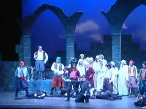 The Pirates of Penzance - Act II Finale