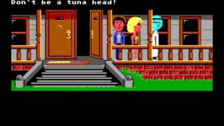 Maniac Mansion (PC) All Endings