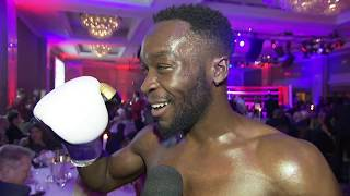 Nordoff Robbins Charity Boxing Event 2018