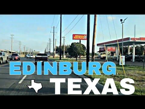 Welcome To Edinburg, Texas - Hidalgo County