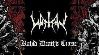 WATAIN - Rabid Death's Curse lyric video