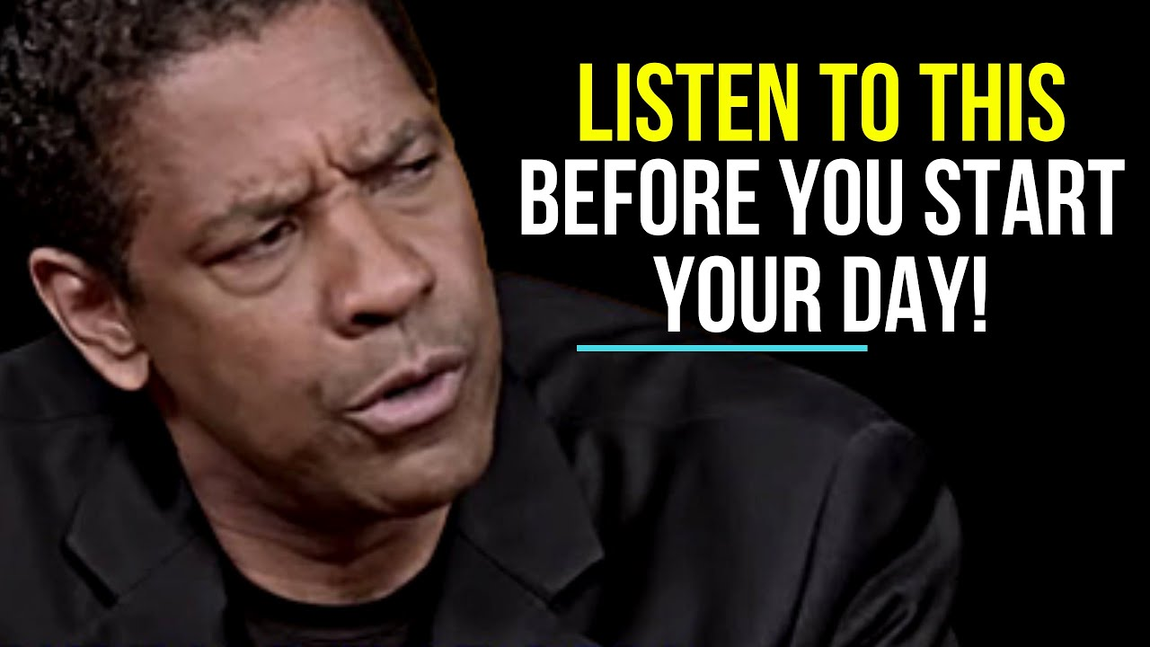 10 Minutes to Start Your Day Right! – MORNING MOTIVATION | Motivational Speech 2020