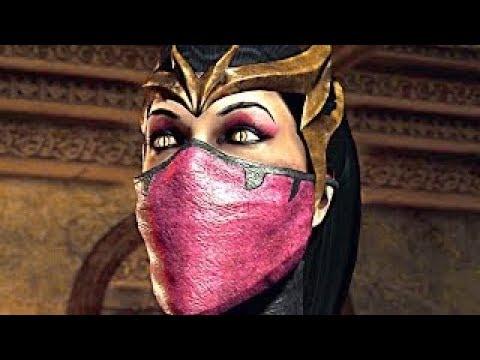 Mortal Kombat How Mileena Was Born Story