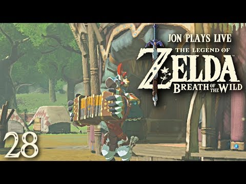 BIRD PERSON | Zelda : Breath of the Wild #28 (Live)