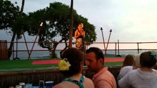 Royal kona resort luau hawaii