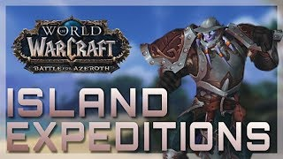 Happy Reset Day - Islands and More | GOOD MORNING AZEROTH | World of Warcraft Battle For Azeroth